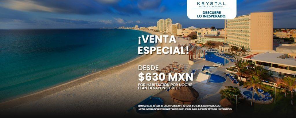 Krystal Resorts & Hotels